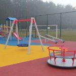 Modernizacja placu zabaw w Herbach`