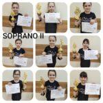 Mażoretki SOPRANO - grupa II